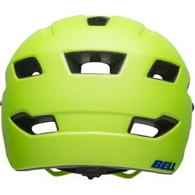 Bell Sidetrack Kypärä Lapset, matte bright green/blue